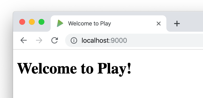 Welcome to Play
